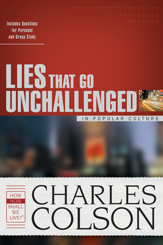 Lies That Go Unchallenged in Popular Culture - Softcover