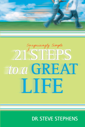 21 (Surprisingly Simple) Steps to a Great Life - Softcover