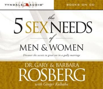 The 5 Sex Needs of Men & Women - CD-Audio