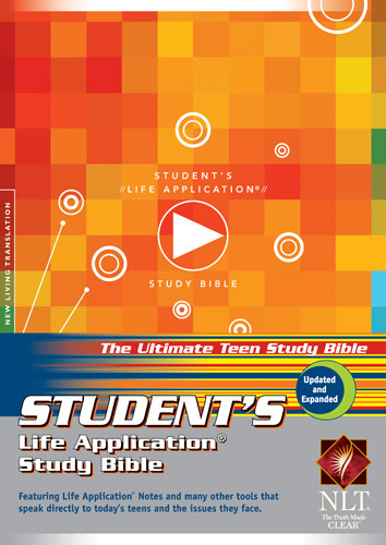 Student's Life Application Study Bible: NLT - Softcover