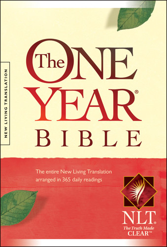 The One Year Bible Compact Edition NLT - Softcover