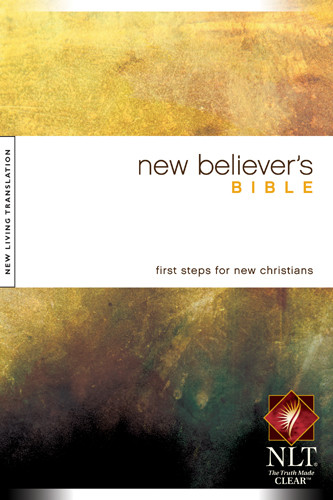 New Believer's Bible NLT - Softcover