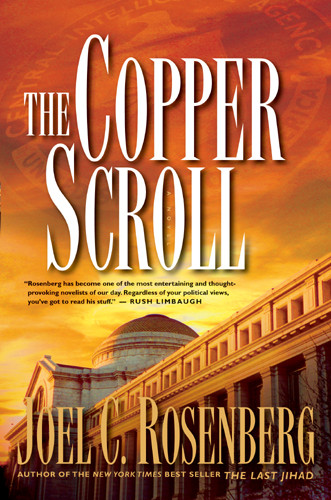 The Copper Scroll - Hardcover