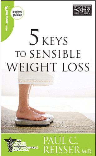 5 Keys to Sensible Weight Loss - Softcover