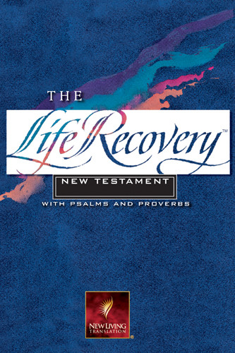 The Life Recovery Bible NT Personal Size  w/ p&p - Softcover