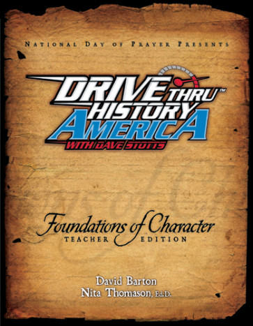 Foundations of Character Teacher Edition - Softcover