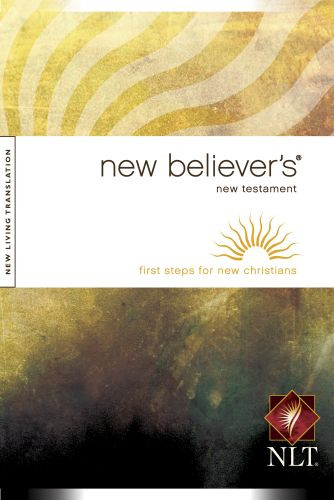 New Believer's Bible New Testament Fullsize - Softcover