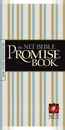 The NLT Bible Promise Book - Softcover