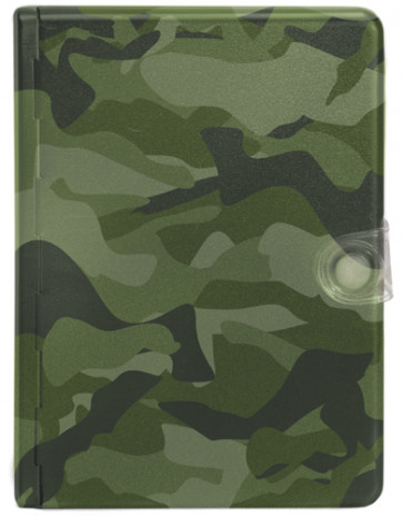 Metal Bible NLT: Camouflage - Other book format Camouflage