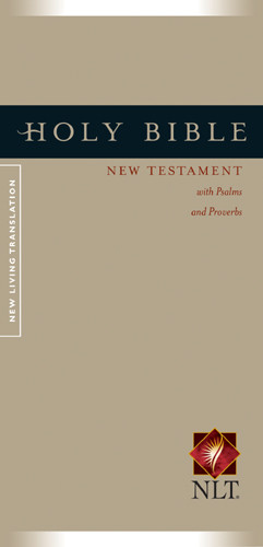 Pocket Thinline New Testament with Psalms & Proverbs NLT - Softcover
