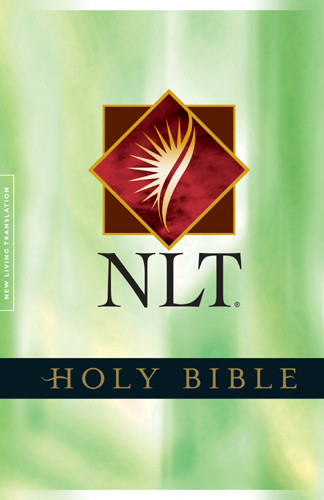 Holy Bible Text Edition NLT - Hardcover