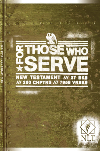 For Those Who Serve - New Believer's NT - Softcover