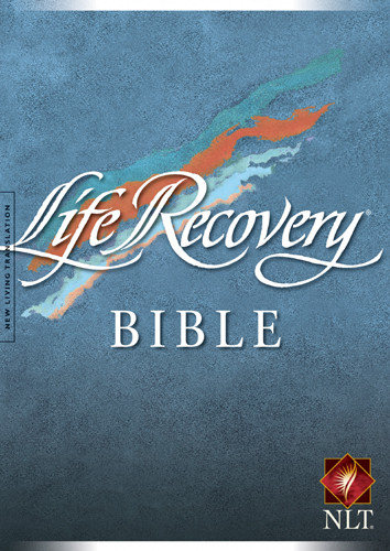 The Life Recovery Bible NLT - Softcover