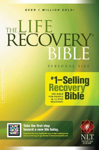 The Life Recovery Bible, Personal Size NLT - Softcover