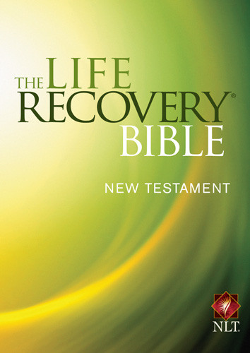 The Life Recovery Bible NT Personal Size - Softcover