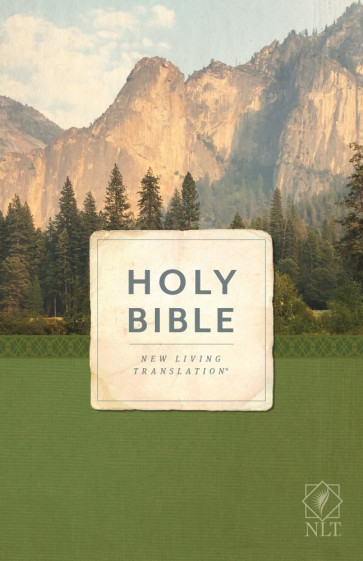 Holy Bible, Economy Outreach Edition NLT - Softcover