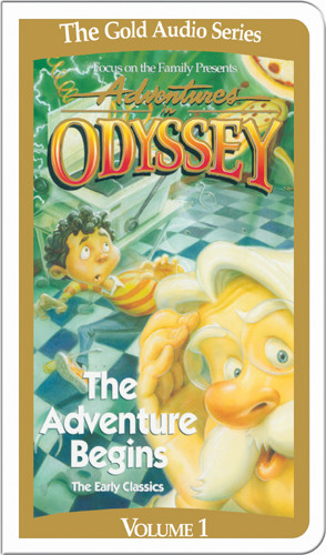 The Adventure Begins : The Early Classics - Audio cassette