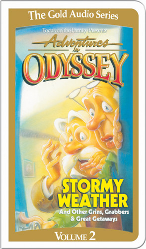 Stormy Weather : And Other Grins, Grabbers and Great Getaways - Audio cassette