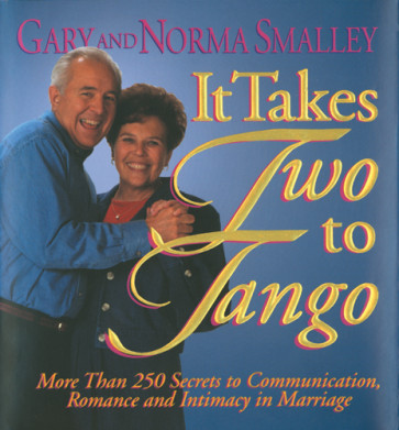 It Takes Two to Tango - Hardcover
