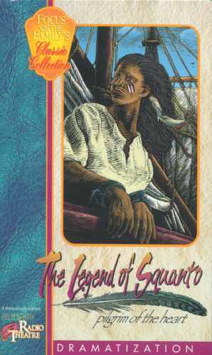 The Legend of Squanto - Audio cassette