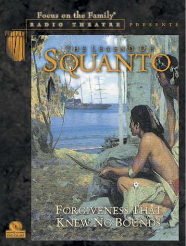 The Legend of Squanto - CD-Audio
