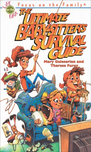 The Ultimate Baby-Sitter's Survival Guide - Softcover
