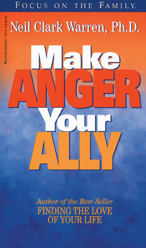 Make Anger Your Ally - Softcover
