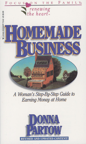 Homemade Business - Softcover