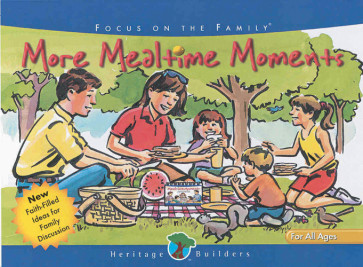More Mealtime Moments - Spiral bound