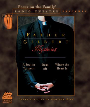 Father Gilbert Mysteries - Audio cassette