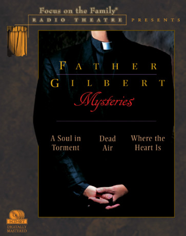 Father Gilbert Mysteries - CD-Audio