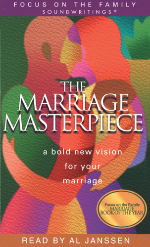 The Marriage Masterpiece - Audio cassette