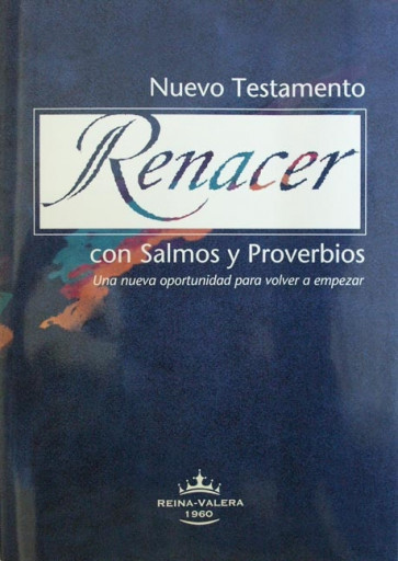 Nuevo Testamento Renacer - Life Recovery NT Spanish - Softcover