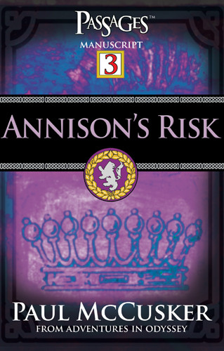 Annison's Risk - Softcover