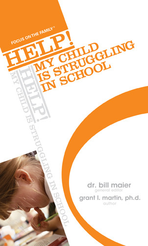 HELP! My Child Is Struggling in School! - Softcover