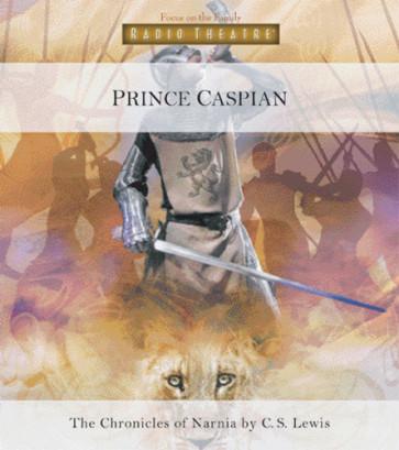 Prince Caspian - CD-Audio