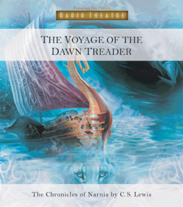 The Voyage of the Dawn Treader - CD-Audio