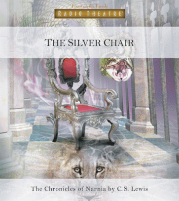 The Silver Chair - CD-Audio