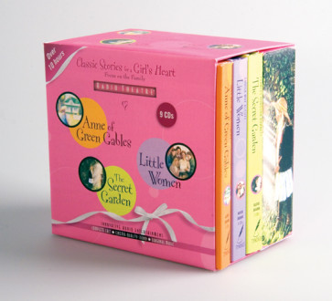 Classic Stories for a Girl's Heart - CD-Audio