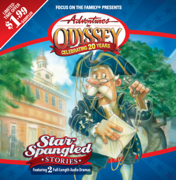 AIO Sampler: Star Spangled Stories - CD-Audio