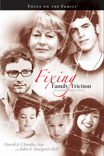 Fixing Family Friction : Promoting Relative Peace - Softcover