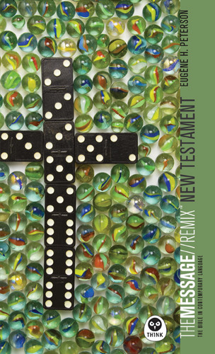 The Message//REMIX New Testament - Softcover Multicolor