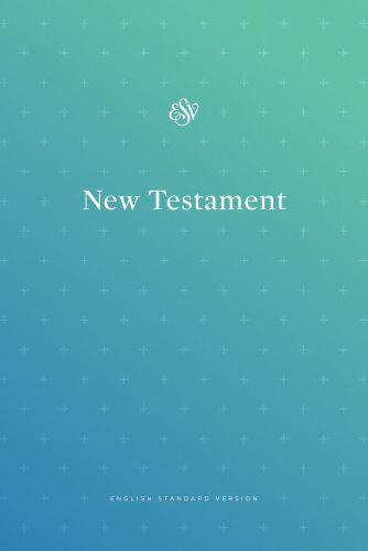 ESV Outreach New Testament (Paperback, Blue) - Softcover