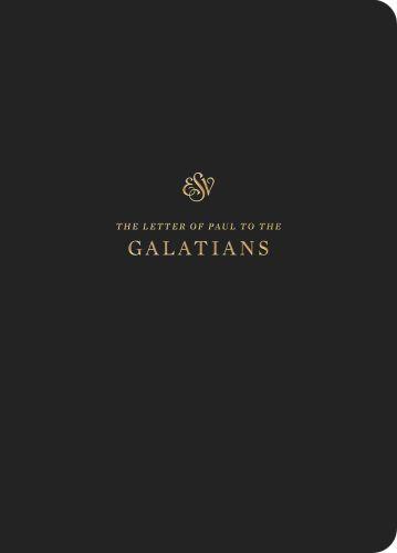ESV Scripture Journal: Galatians - Softcover Multicolor