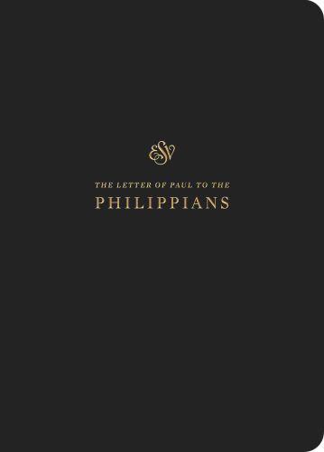 ESV Scripture Journal: Philippians - Softcover Multicolor