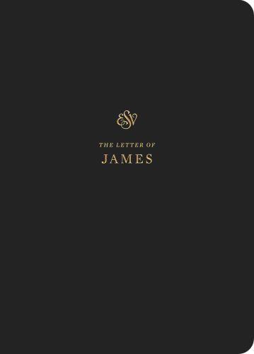 ESV Scripture Journal: James - Softcover Multicolor