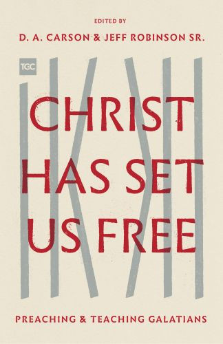 Christ Has Set Us Free - Softcover