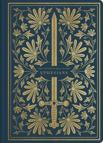 ESV Illuminated Scripture Journal: Ephesians - Softcover Multicolor
