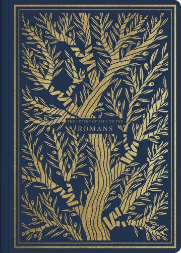 ESV Illuminated Scripture Journal: Romans - Softcover Multicolor