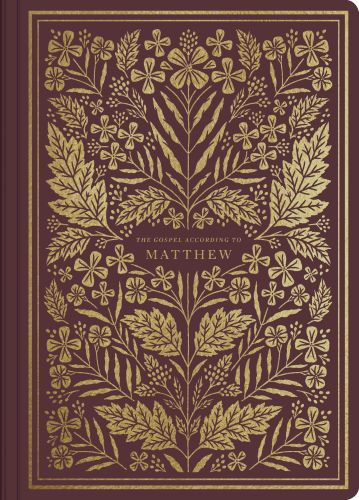 ESV Illuminated Scripture Journal: Matthew - Softcover Multicolor